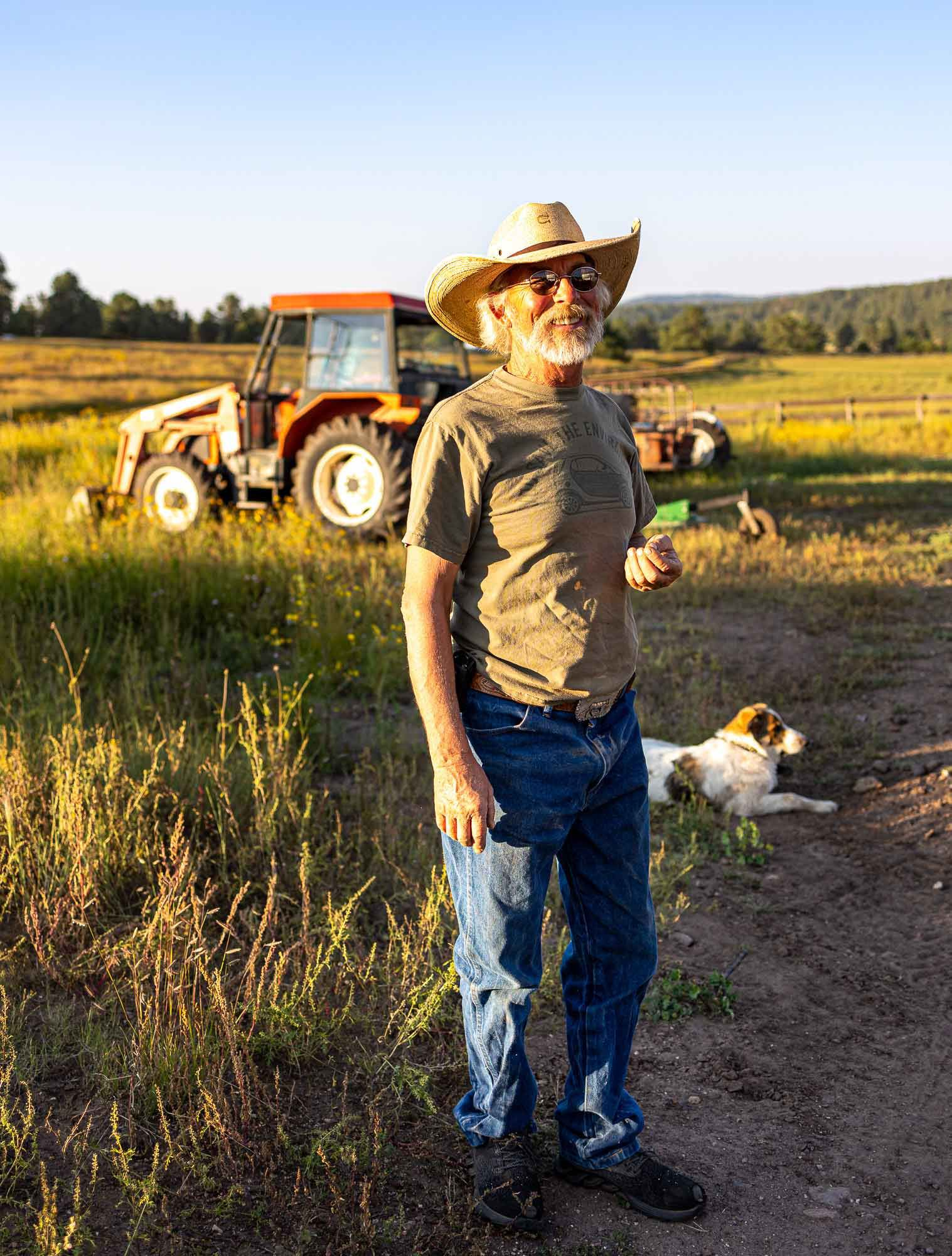 With an easy smile, laid-back demeanor, and encyclopedic knowledge of his home range, Preston Bates is a tour guide nonpareil.