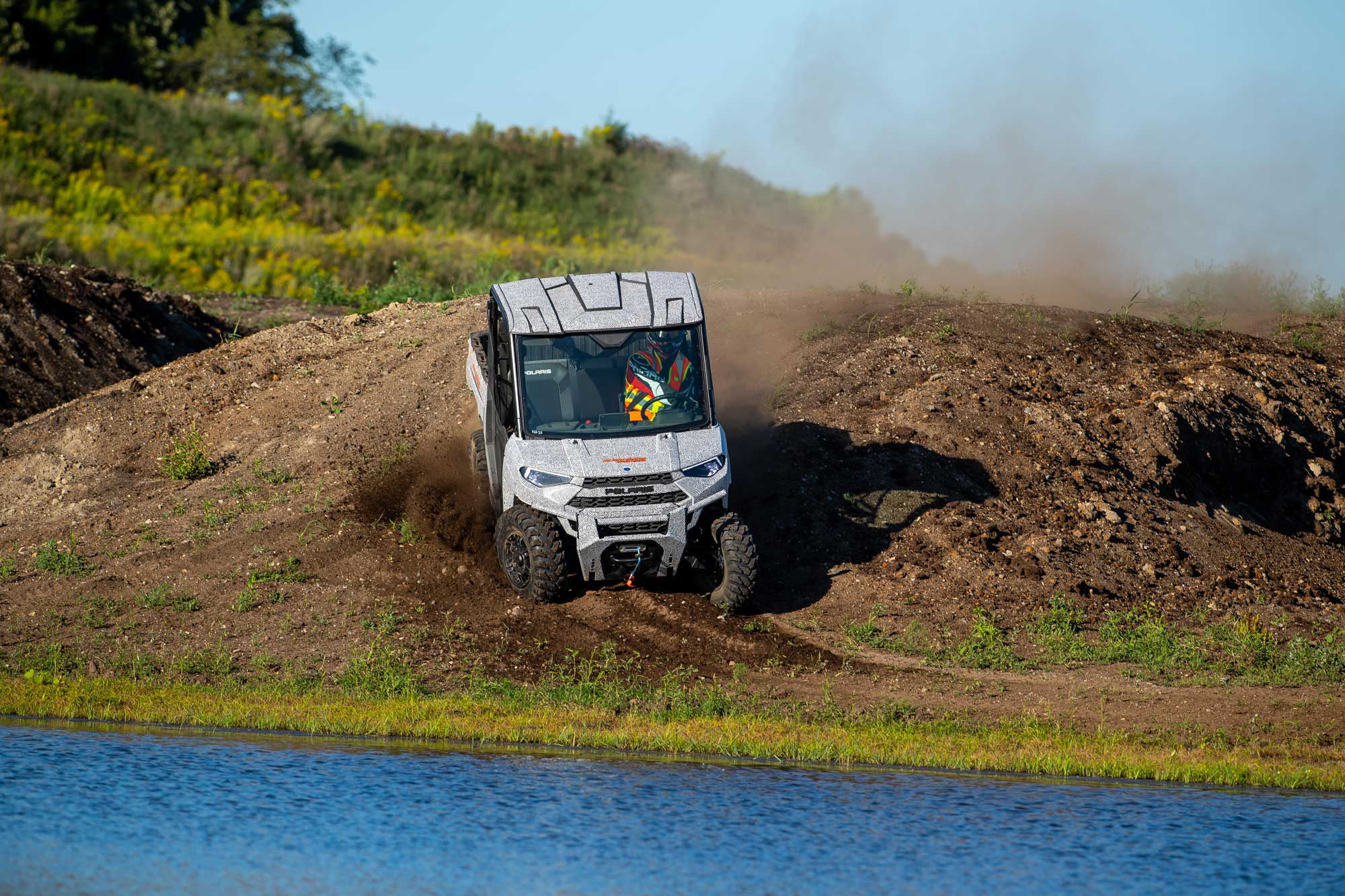 This is a Ranger in all the best ways, including off-road capability.