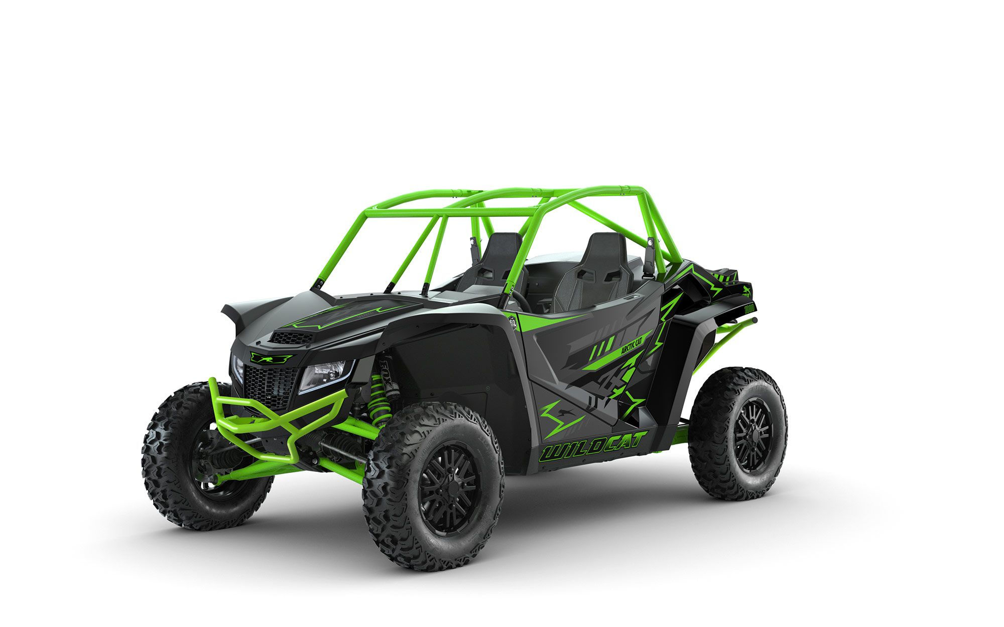 2022 Arctic Cat Wildcat XX LTD model in Black.