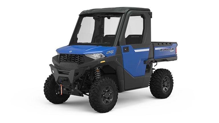 The 2022 Polaris Ranger SP 570.