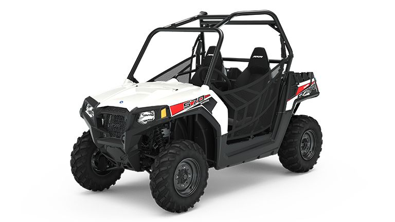 The 2022 Polaris RZR Trail 570 continues on.