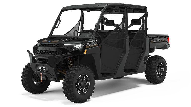 2022 Ranger Crew XP 1000 Texas Edition.